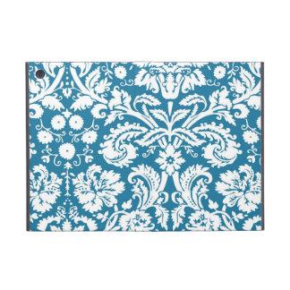 ich fülle aquamarines Damast-Muster auf Etui Fürs iPad Mini