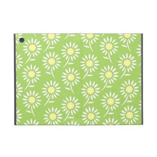 ich fülle Zitronen-Limones weißes Muster auf Hülle Fürs iPad Mini