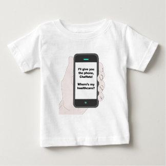 Ich gebe Ihnen das Telefon, wo bin mein Baby T-shirt