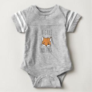 Ich gebe keinen Fox Baby Strampler