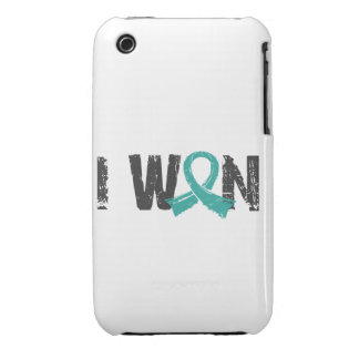 Ich gewann peritonealen Krebs iPhone 3 Hülle