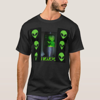 ICH GLAUBE, ALIEN-BABY T-Shirt