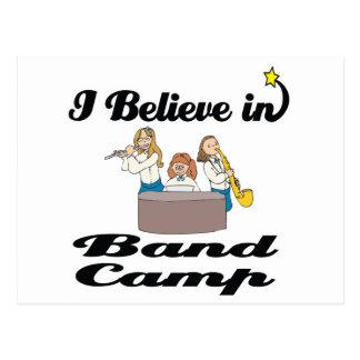 ich glaube an Bandlager