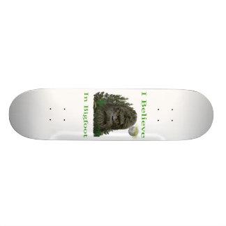 Ich glaube an Bigfoot 20,1 Cm Skateboard Deck