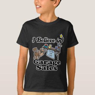 ich glaube an Ramschverkäufe T-Shirt