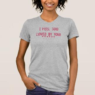Ich glaube dem soo, das von Ihnen geliebt wird! , T-Shirt