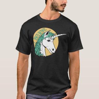 Ich glaube Einhorn T-Shirt