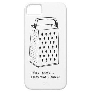 Ich glaube Gitter iPhone 5 Schutzhülle