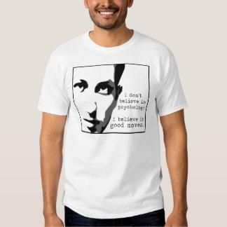 Ich glaube nicht an Psychologie… Tshirts