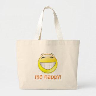 Ich glücklich tasche