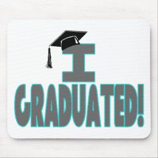 Ich graduierte mauspads