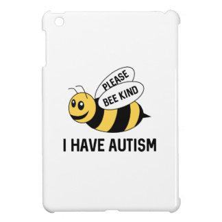 Ich habe Autismus iPad Mini Hüllen
