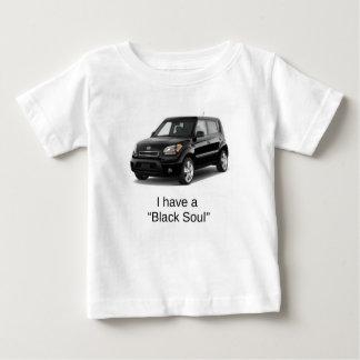 Ich habe ein schwarzes Soul Baby T-shirt