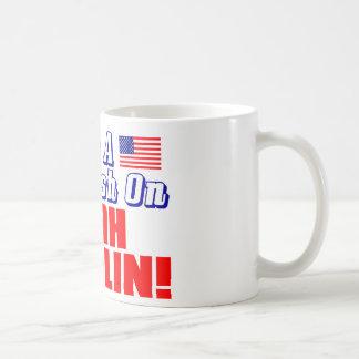 Ich habe eine Zerstampfung auf Sarah Palin! Kaffeetasse