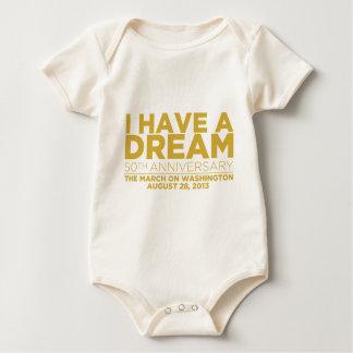 Ich habe einen Traum Baby Strampler