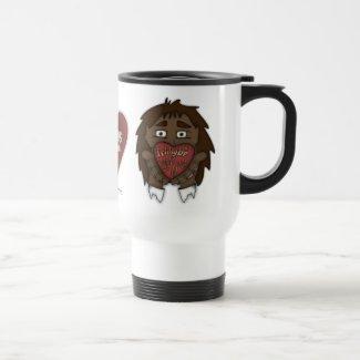Ich habe es vollbracht 4 U - Jesus HeartSkills Kaffeetasse