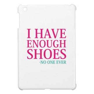 Ich habe genügende Schuhe iPad Mini Hülle
