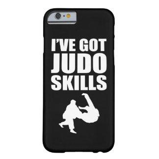 Ich habe Judo-Fähigkeiten Kriegskünste u. MIXED Barely There iPhone 6 Hülle