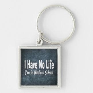 Ich habe kein Leben Im in der lustigen Schlüsselanhänger