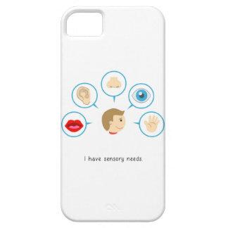 Ich habe sensorischen Bedarf - i-Telefonkasten Schutzhülle Fürs iPhone 5
