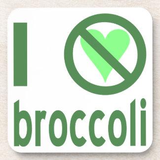 Ich hasse Brokkoli Untersetzer