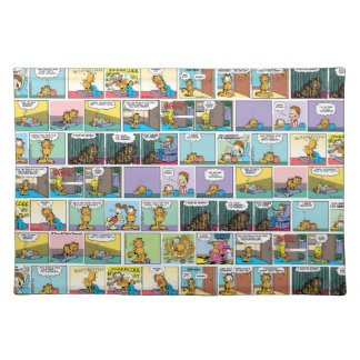 Ich hasse Comic-Streifen Montage Garfield Tisch Set