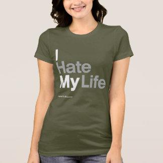Ich hasse mein Leben ~ durch HateCLUBapparel T-Shirt