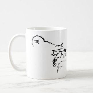 Ich hasse Montage Kaffeetasse