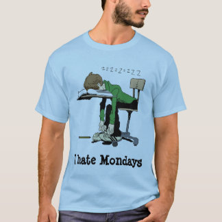 Ich hasse Montage T-Shirt