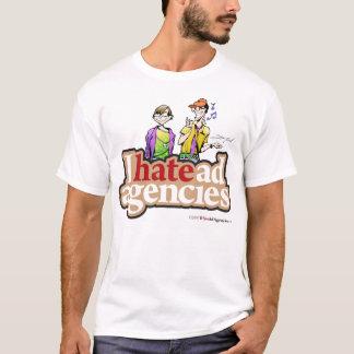 Ich hasse Werbeagentur-Team-Logo-T-Stück T-Shirt