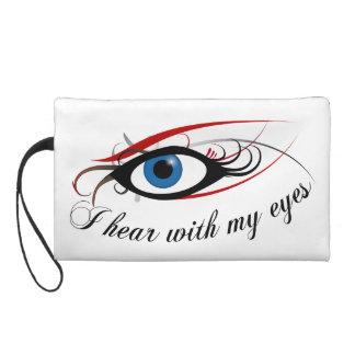 Ich höre mit meiner Augen Bagettes Tasche