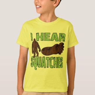 Ich höre Squatches T-Shirt