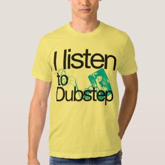 Ich höre zu Dubstep T Shirt