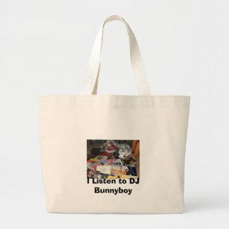 Ich höre zu Tasche DJ Bunnyboy