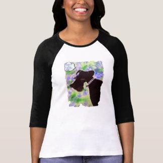 Ich identifiziere als Schäferhund T-Shirt