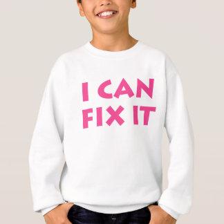 Ich kann es regeln sweatshirt
