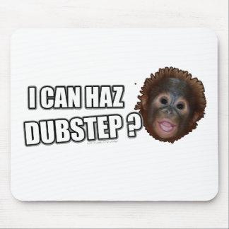 ICH KANN HAZ DUBSTEP? LOLz Tollpatsch-Schritt Meme Mousepads