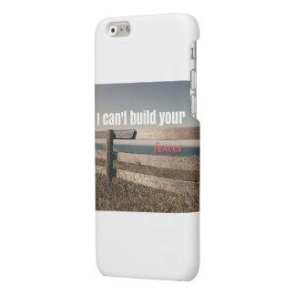 Ich kann Ihre Zäune nicht errichten