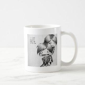 Ich kann Sie lächeln lassen Kaffeetasse