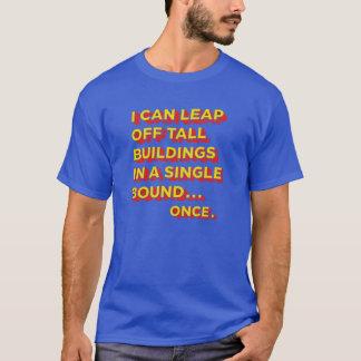 Ich kann springen… T-Shirt