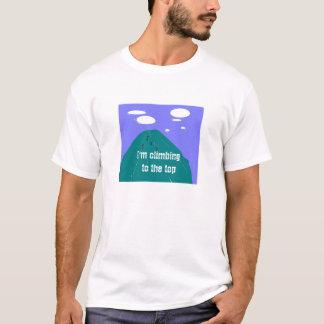 Ich klettere zur Spitze T-Shirt