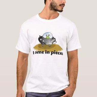 """""""Ich komme in lustiges T-Shirt der Stücke """""""
