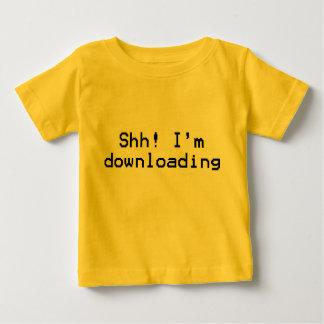 Ich lade herunter baby t-shirt