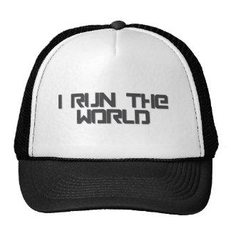 Ich lasse die Welt laufen Baseball Cap