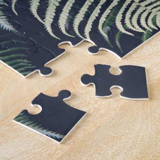 Ich lebe ein authentisches Leben Puzzle