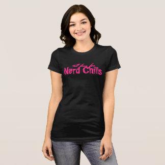"""""""Ich lebe für Nerd kühle"""" das T-Stück der Frauen, T-Shirt"""