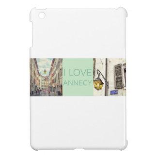 """Ich Liebe-Annecy"" iPad Minifall iPad Mini Hülle"