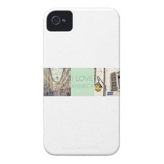"""Ich Liebe-Annecy"" iPhone 4 Fall kaum dort iPhone 4 Hüllen"
