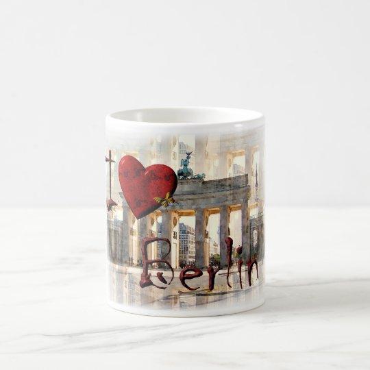 Ich Liebe Berlin Kaffeetasse