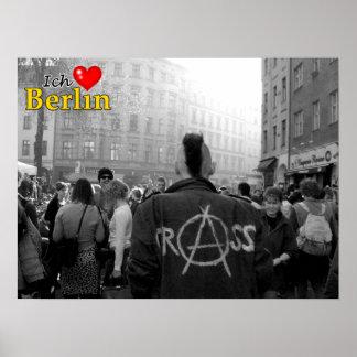 Ich Liebe Berlin Poster